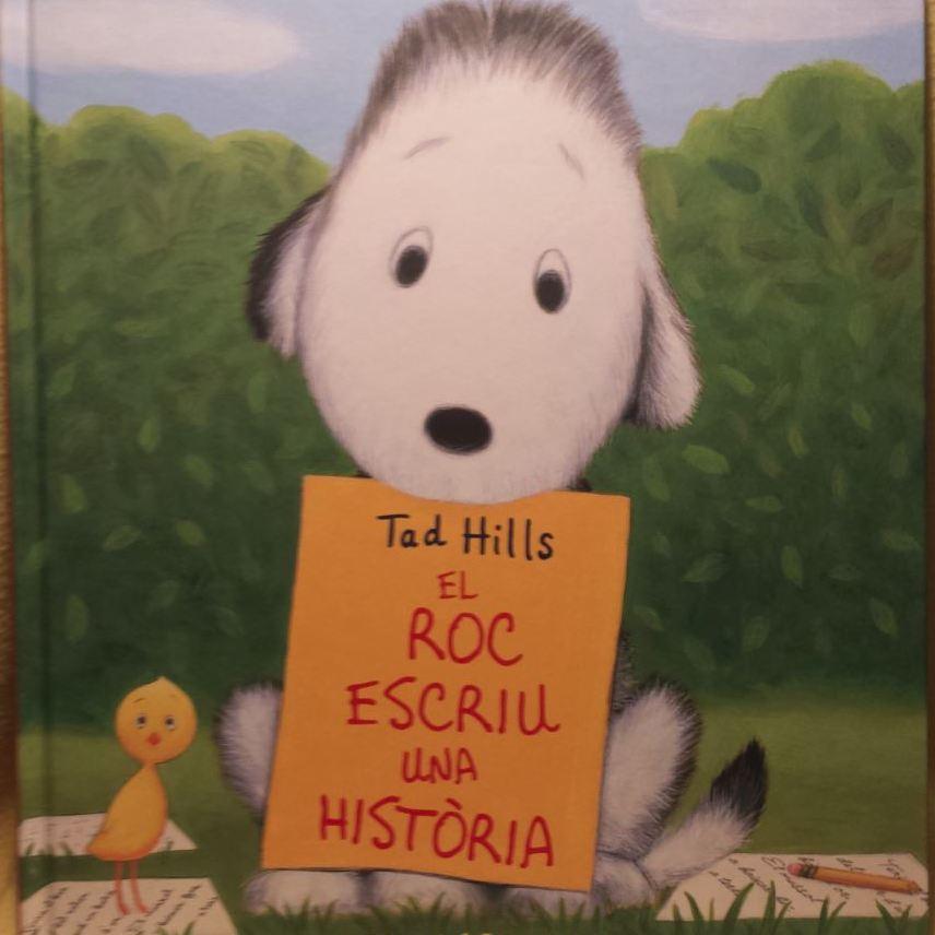 "CONTE INFANTIL ""En Roc escriu una història"""
