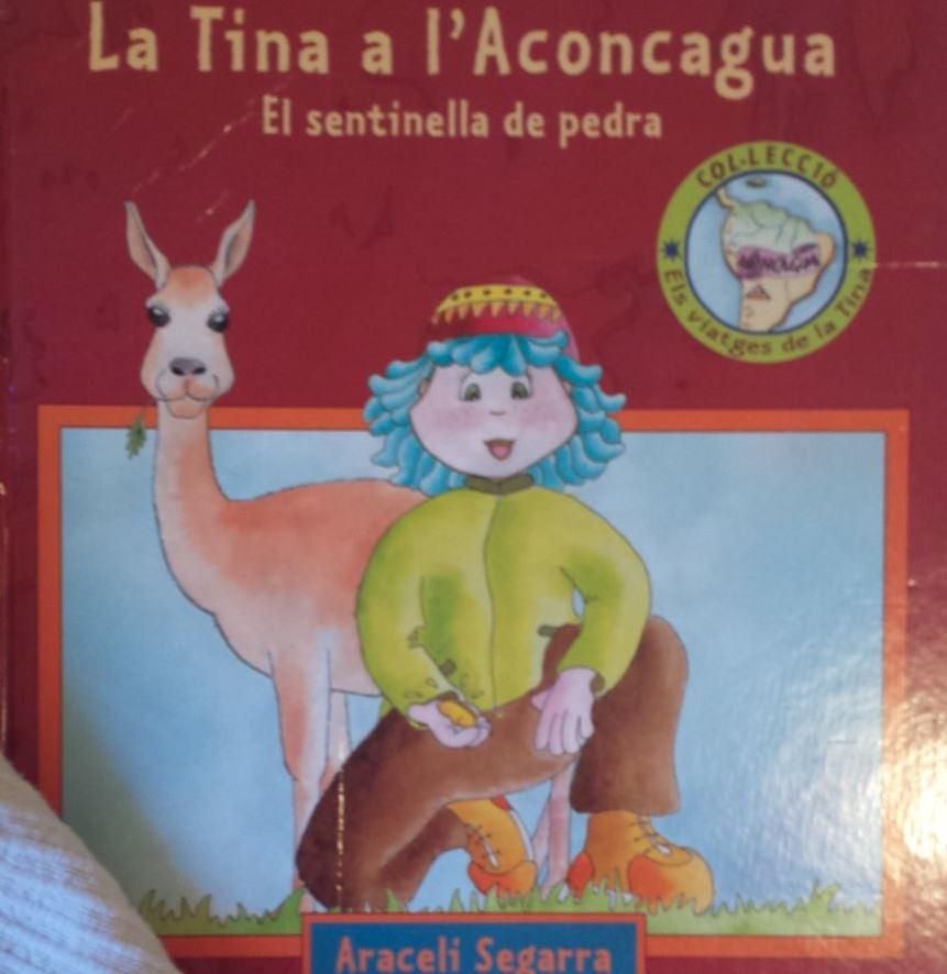 """CONTE INFANTIL """"La Tina a l'Aconcagua"""""""