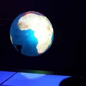 amb nens al museu blau la terra